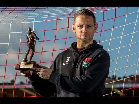 Alan Bennett - SSE Airtricity/SWAI Player of the Month Award for October