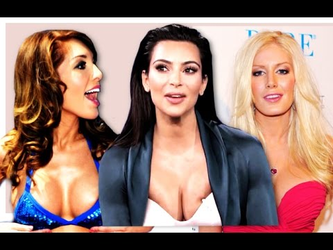 Kim Kardashian & The Most Shocking Celeb Plastic Surgery
