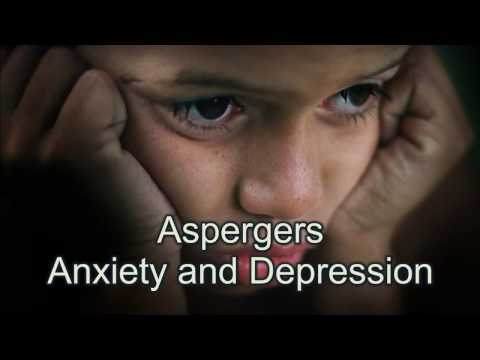 Asperger's: Struggling with Anxiety and Depression