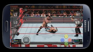 WWE 2K19 Android Download