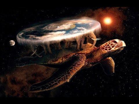 Что было бы если бы ЗЕМЛЯ БЫЛА ПЛОСКОЙ