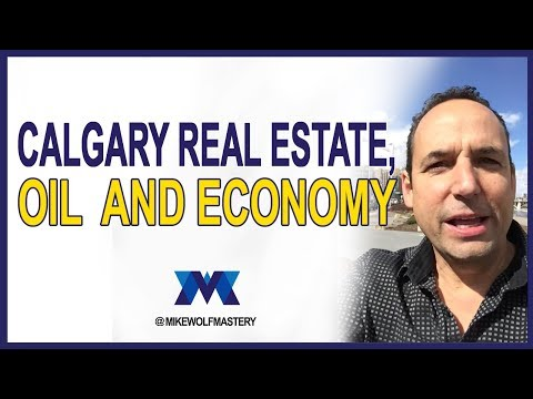 Calgary home prices, oil, and the economy. What it means to