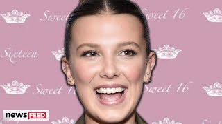 Millie Bobby Brown Celebrates Sweet 16!