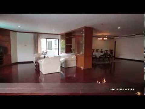 3 bedroom APARTMENT FOR RENT IN BANGKOK – SATHORN