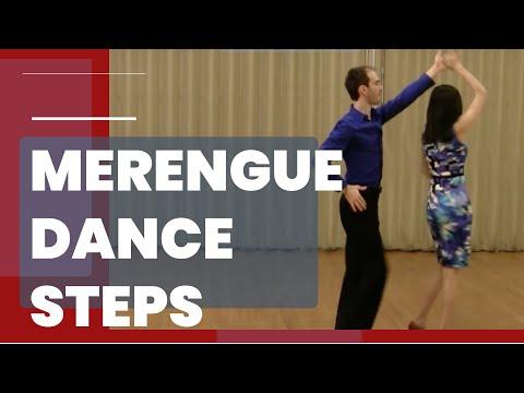 Merengue tánclépések kezdőknek (Zumba)