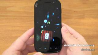 Android 4.0 Ice Cream Sandwich hidden dreams feature