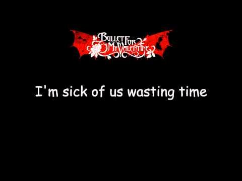 Watching us die tonight [lyrics] (Bullet for my Valentine)