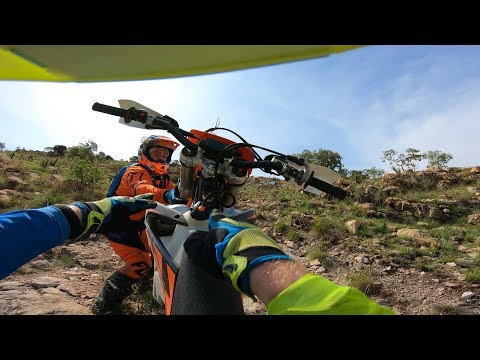 KTM 300 TPI Outride - Mamelodi Mountains - GoPro 7 Black
