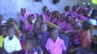 In The Life Of A Haitian School Child Eglise Bon Berguer
