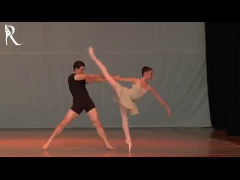 2014 Summer Ballet Intensive at The Rock School for Dance Education - Episode 3 - 07/14/2014
