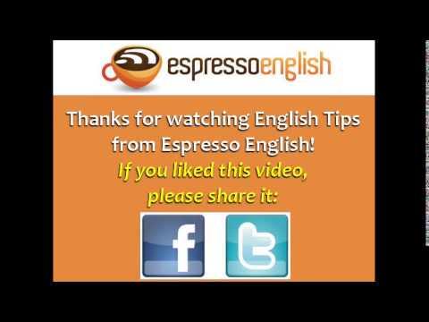 Learning English 8