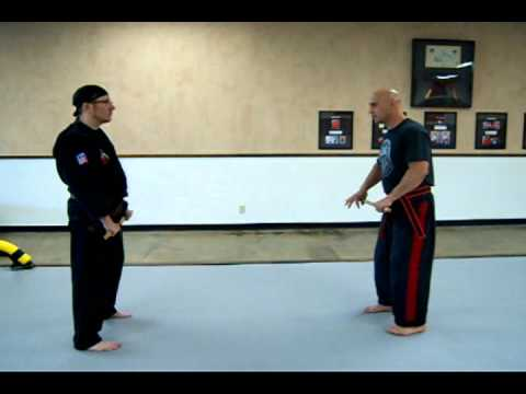 Modern Arnis 12 basic strikes Daren Reid Seminars student training aid Image 1