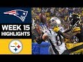 download mp3 dan video Patriots vs. Steelers | NFL Week 15 Game Highlights