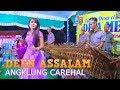 DEEN ASSALAM Nissa Sabyan - Angklung Carehal ft Essy Maria (Angklung Malioboro) Sabyan Gambus