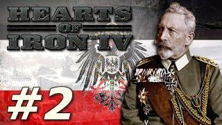 Hearts of Iron IV: Kaiserreich | German Empire - Part 2