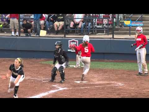 2013 Oklahoma Class 6A-5A-4A Slow Pitch Softball State Finals