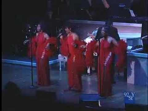 0 The Shirelles at the 92nd Street Y