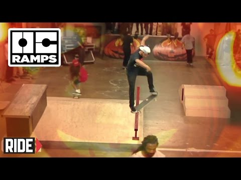 OC Ramps Ramptober Event - Best Trick & Costume Contest