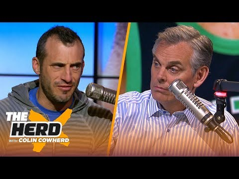Kyrie has better 'scoring skills' than Steph, likes a Rosen to NY Giants trade — Gottlieb | THE HERD