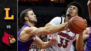 Lipscomb vs. Louisville Basketball Highlights (2018-19)