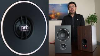 PSB Alpha P5 Review, Best Bookshelf Speakers Under $500