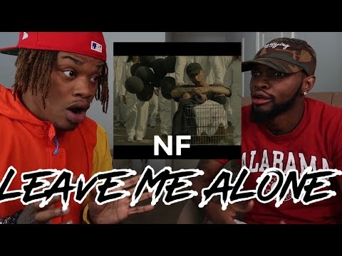 NF - LEAVE ME ALONE (OFFICIAL MUSIC VIDEO) - REACTION/BREAKDOWN