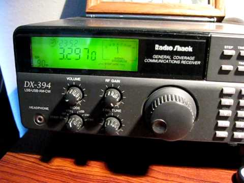 Unidentified shortwave signal on DX-394 - can you ID this?