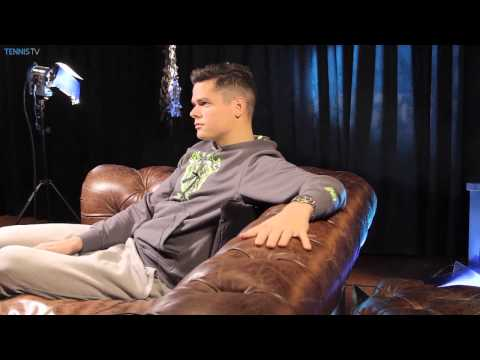 London Finale 2014 Preview Interview Raonic