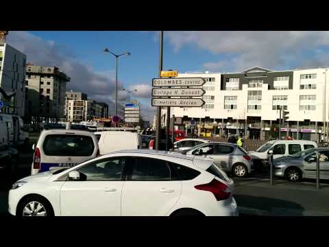 Colombes video