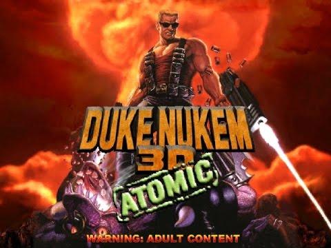 Misc Computer Games - Duke Nukem 3d Theme