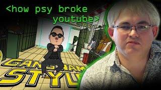 How Gangnam Style Broke YouTube - Computerphile