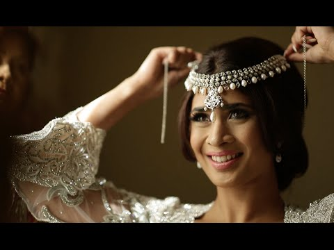 Anarkalli & Dishan Celebrity Wedding Film By Iqvideography Same Day Edit video