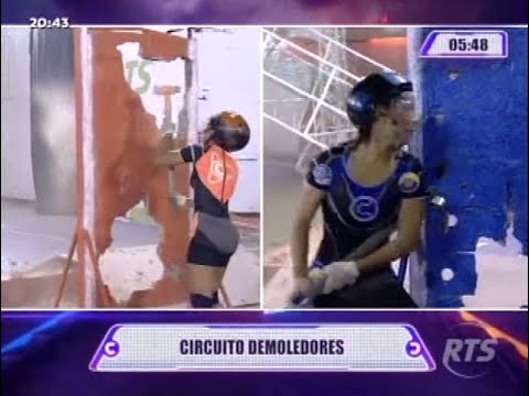 Combate RTS - Circuito Demoledores│30/Marzo/2016 (PT 2)
