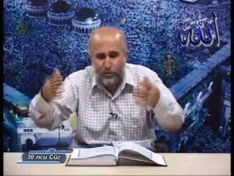 Kafirun Nasr Tebbbet Sureleri Tefsiri Mehmet Bakırcı