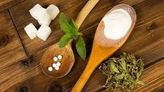 ★HOW TO USE STEVIA.HOW TO MAKE SUGAR WITH STEVIA