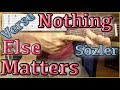 Nothing Else Matters Sözler Kısmı Nasıl çalınır? Arpej Tab - Gitar Dersi mp3 indir