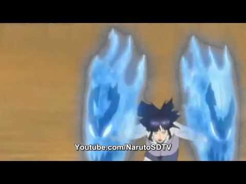 Hinata vs Pain Full Fight   English Dub HD thumbnail