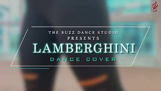 LAMBERGHINI | Shalini G | Akshay Dhoke Choreography | The Buzz Dance Studio
