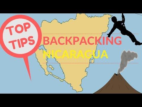 BACKPACKING NICARAGUA TIPS