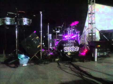 Super Grupo Caribe En Jaltipan, Marzo 2013 video