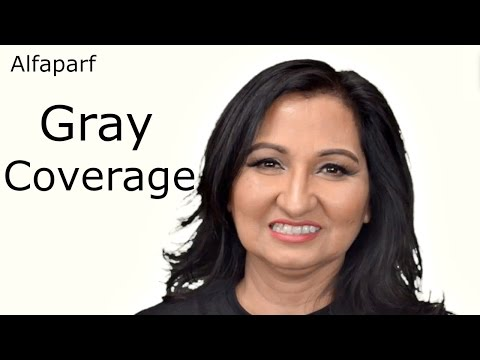 Alfaparf Series: Gray Coverage