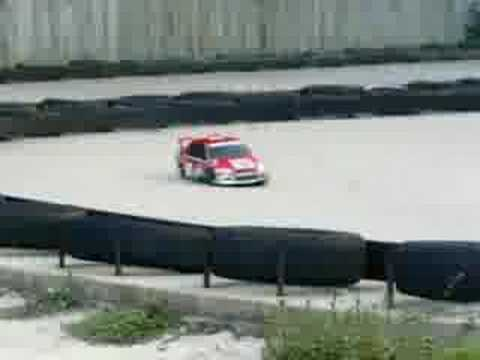 MCD Rally Cars on IB Go-Kart Track