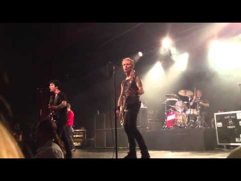 Green Day-Jesus of Suburbia (Live at the Marquee Theatre 3-11-13)