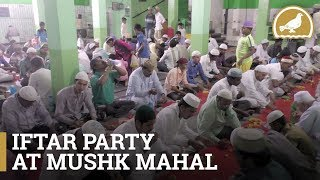 Iftar party organised at Mushk Mahal by STL on behalf of siasat.com readers