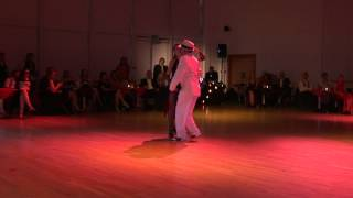 2012 Aug - Graciela and Osvaldo dance to El Cachafaz at the Cabaret Parisien Ball