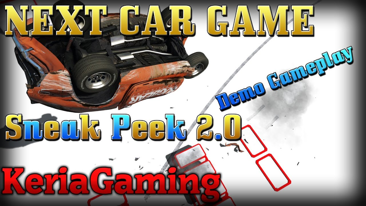 Features of Next Car Game