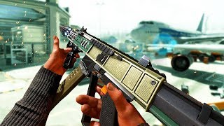 NEW INCREDIBLE WEAPONS! MODERN WARFARE TERMINAL ZOMBIES!