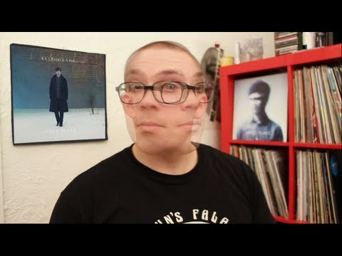 James Blake - Overgrown ALBUM REVIEW