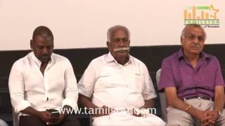 Motta Shiva Ketta Shiva Movie Team Meet Press