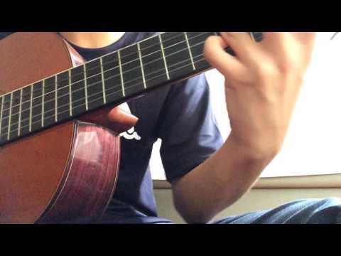 Naruto Shippuden Unreleased OST - Konoha Peace (Guitar Cover)